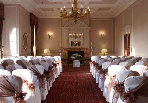 002. Civil Ceremony - The Edwardian Room